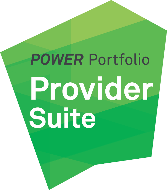 POWER PORTFOLIO PROVIDER SUITE