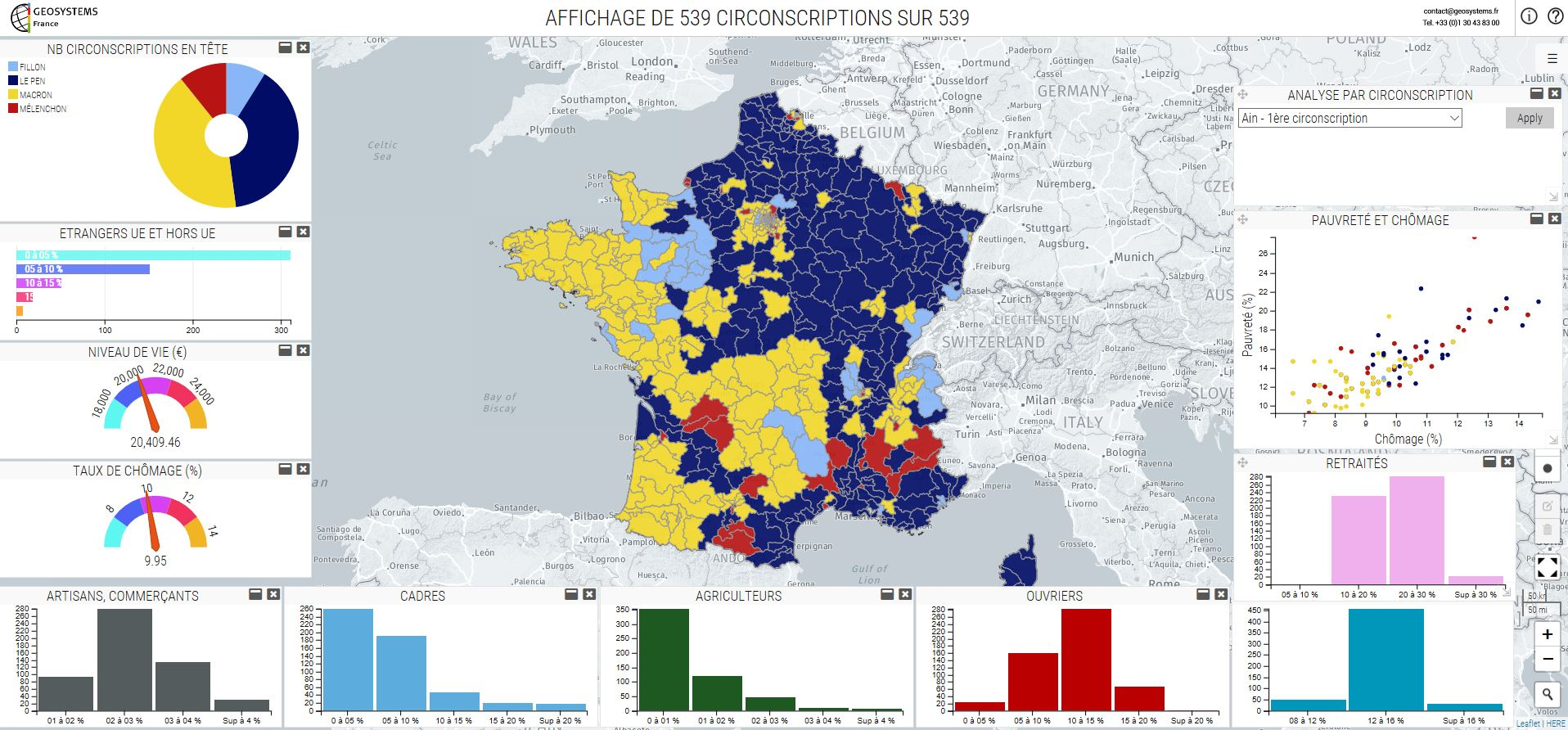capture carte geodecisionnelle elections france