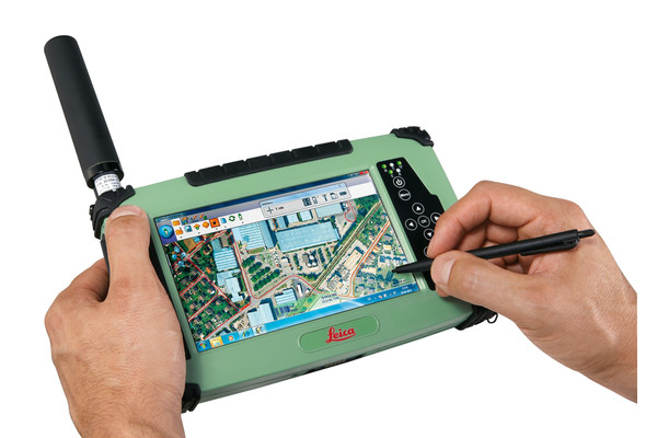Tablette Leica CS25 GNSS